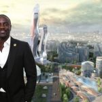 "Akon Finally Breaks Ground On His Futuristic $10 Billion Solar Powered ""Crypto City"""