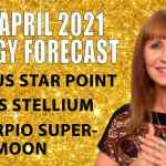 April Energy Forecast: Venus Star, Supermoon and More!