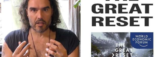 Great Reset: The Leaders Colluding To Make Us Powerless   Russell Brand