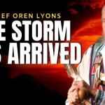It's Time To Get Ready   Chief Oren Lyons (Faithkeeper Of The Wolf Clan)