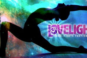 Peace, Love, Yoga: Lovelight Festival