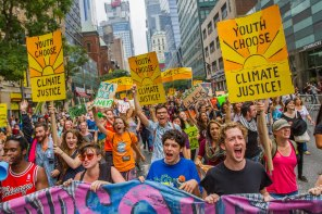 The People's Climate March: April 29, 2017