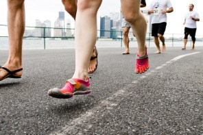 Barefoot Running? 15 Health Benefits