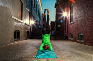 The Art of Balance: Mastering Headstand