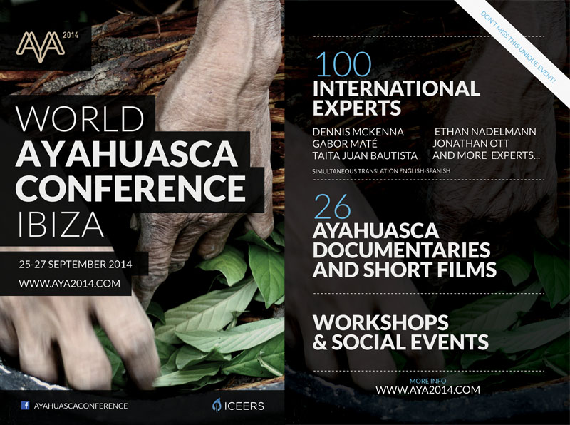 World Ayahuasca Conference AYA 2014 Teaser