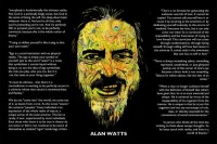 Alan Watts ~ The Joker