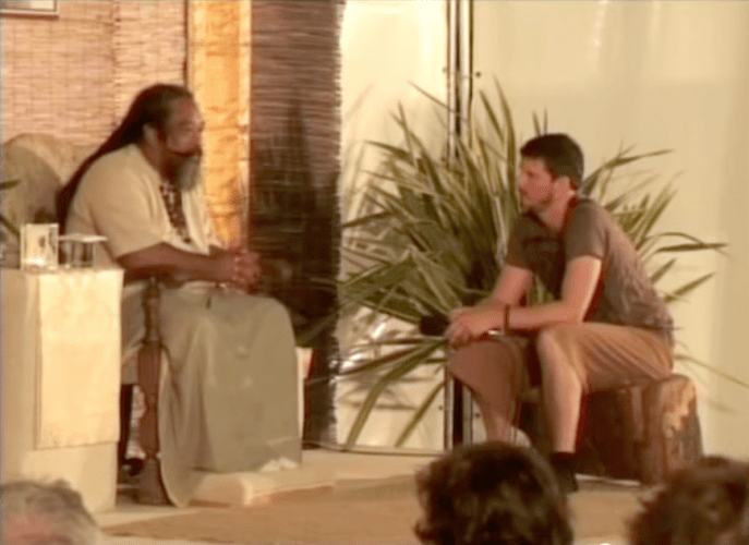 Mooji - Must Be Strong