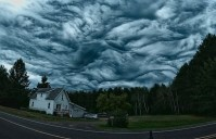 Undulatus Asperatus | Time Lapse of Rare Wave Cloud