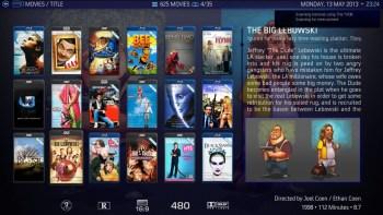 Internet TV w/ XBMC
