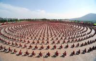 Tagou Martial Arts School in China near the Shaolin Temple