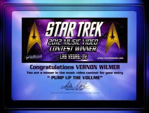 Vernon Wilmer - Star Trek