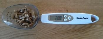 granule de bois pellet mesure humidite