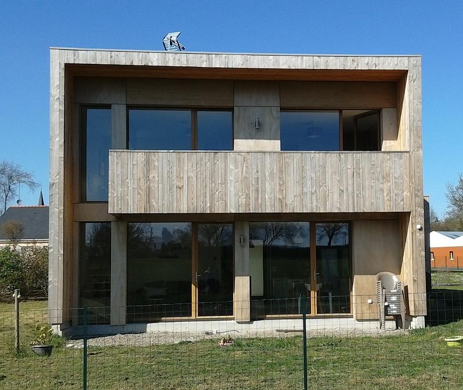 Prix architecte plan maison cool dessin design maison en for Construire sa maison container prix