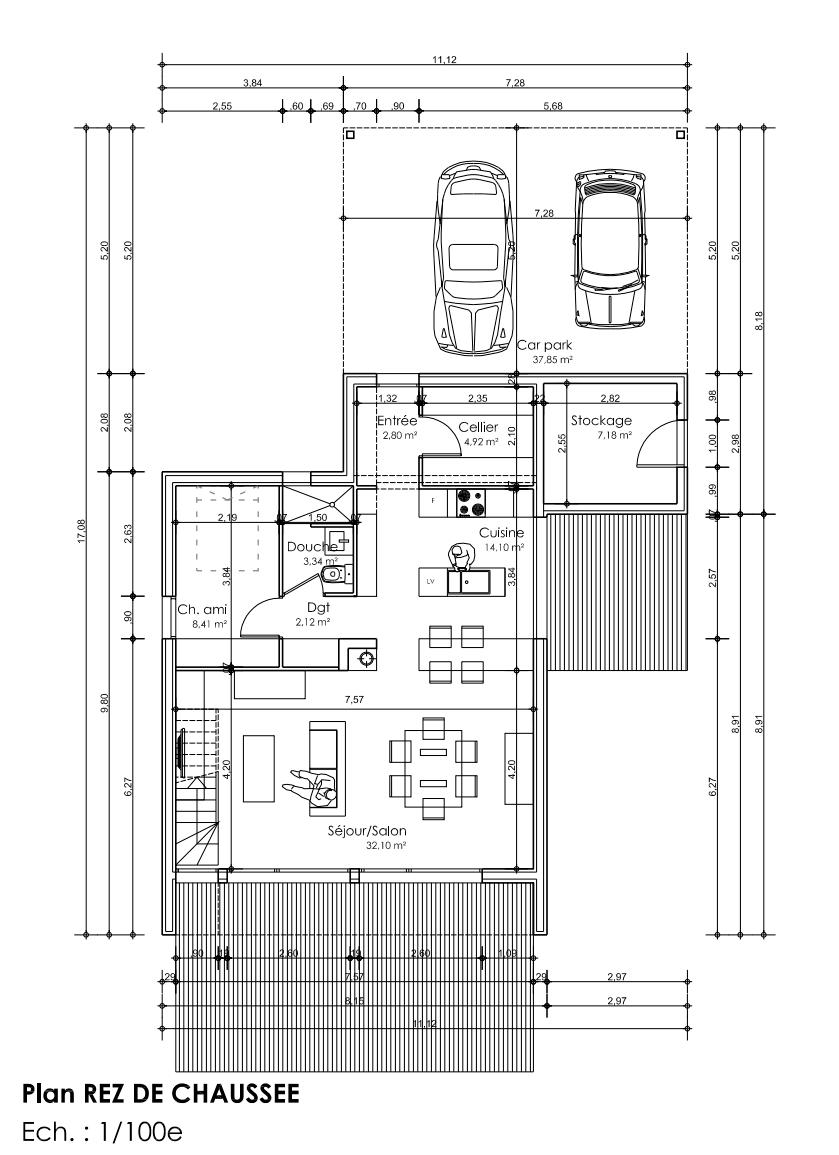 Davausnet = Salle De Bain Petite Dimension  Avec Des