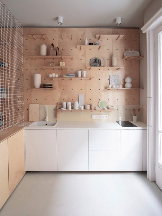 Astuce Rangement Studio - Décoration de maison idées de design d ...