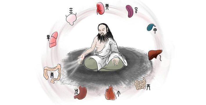 MEDICINA TRADICIONAL CHINA: EL RELOJ BIOLÓGICO
