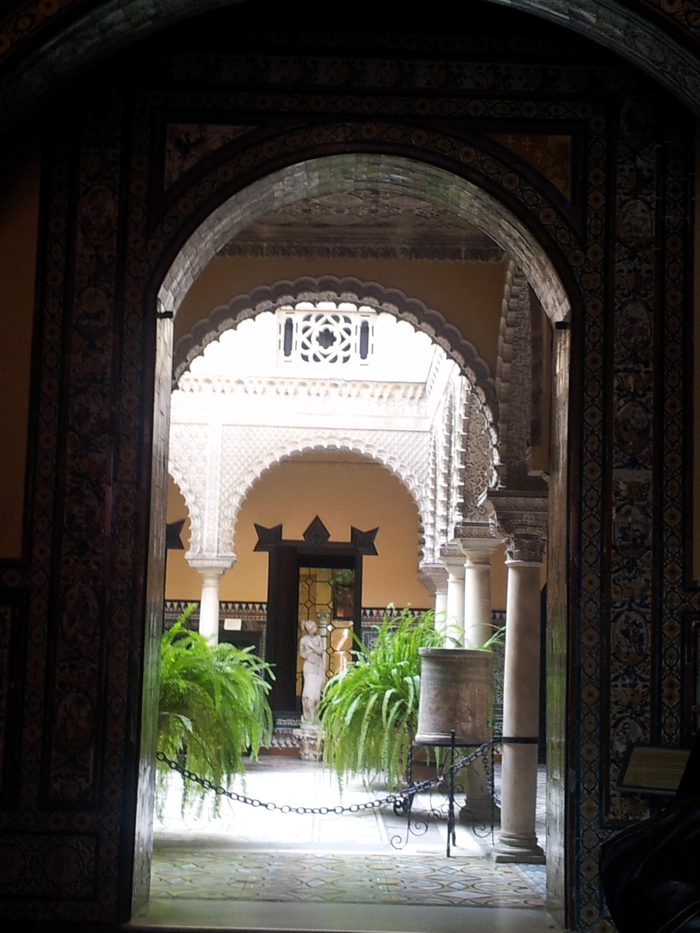 Un paseo por las casa  palacio sevillanas  Consejos de