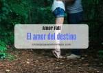 el amor del destino