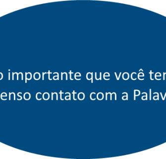 ContatocomaPalavra - O novo convertido e a escola dominical