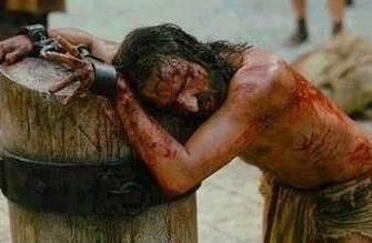 Jesus sofreu ingratidao