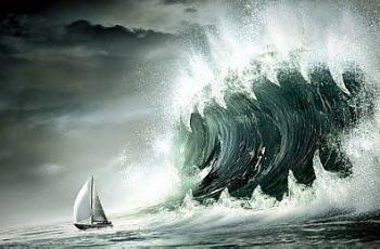 Quando a Tempestade Vem ! (Testemunho de Cura e Canção)