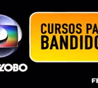 Rede Globo de TV dando aula de todo tipo de podridão
