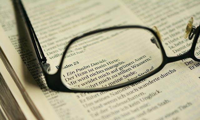 Salmos para novos convertidos - Conselheiro Cristão