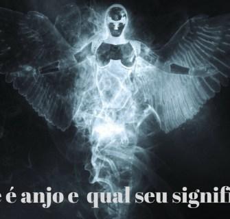 Anjo se seu significado - Conselheiro Cristão