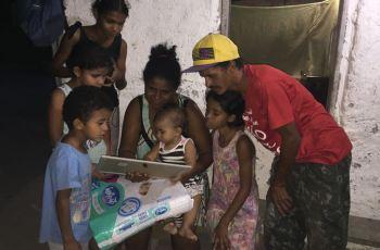 Retiro Missionário   Projeto Lançando a Rede no Jequitinhonha