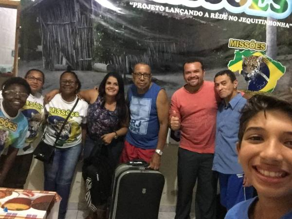Unidos por uma missao - Missão - Vale do Jequitinhonha | Dia das Crianças | Ano 2017