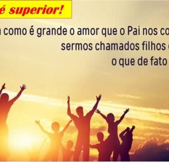 A Superioridade do Amor de Deus Jesus Cristo - Conselheiro Cristao