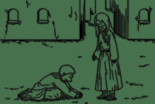 Jesus Cura o Leproso - Conselheiro Cristão