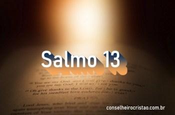 Salmo 13
