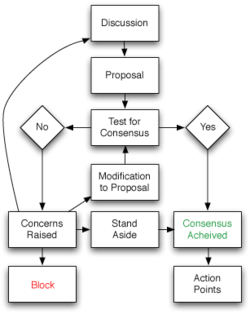 Consensus Decision-making: How to use consensus process