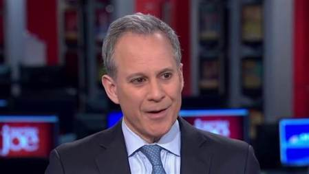 Eric Schneiderman, NY State Attorney General