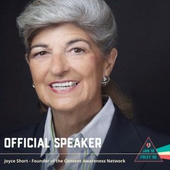 Joyce Short Speaker
