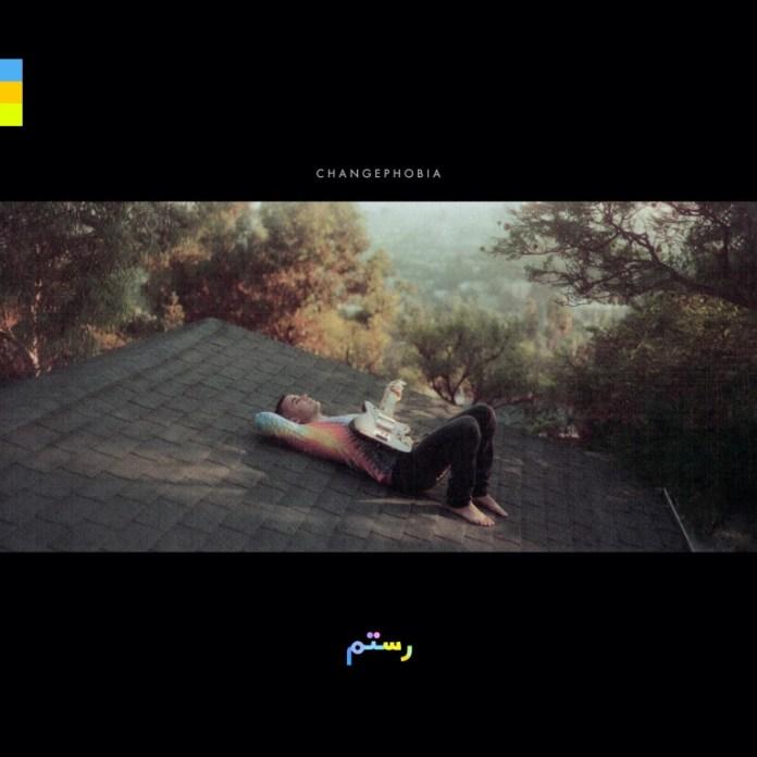 Changephobia by Rostam album artwork cover art