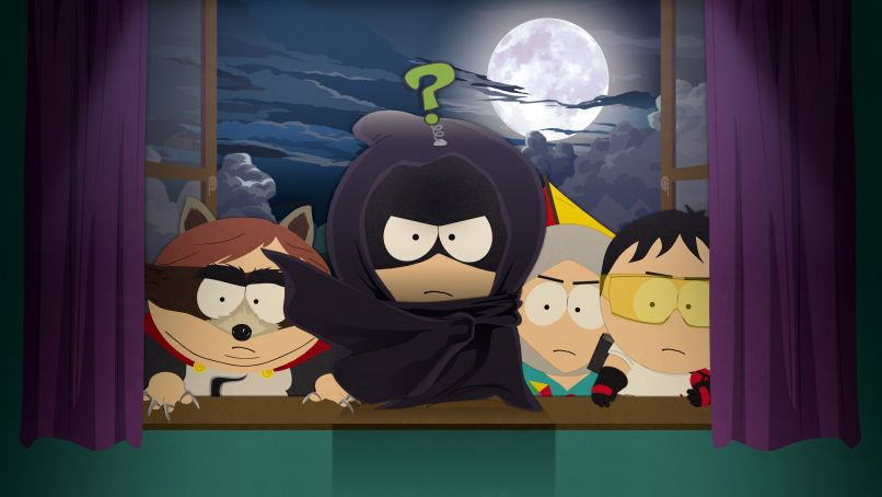 recapping south park this