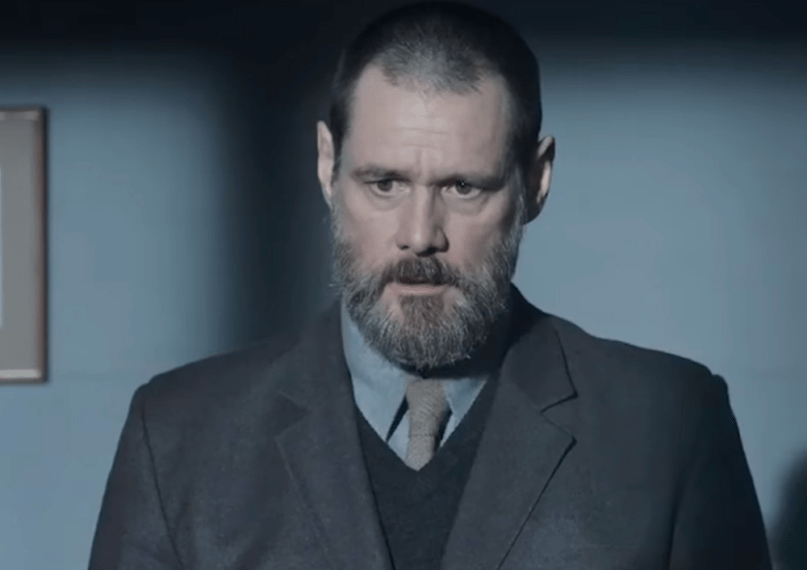Jim Carrey Obsesses Over A Grisly Murder In Trailer For