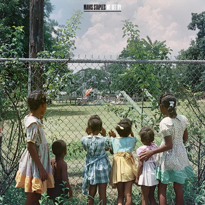 We Get By Mavis Staples Copertina dell'album di Ben Harper Gordon Owen