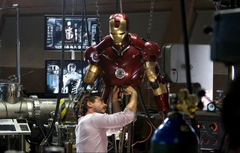 Classic Film Review Iron Man Drew The Blueprint For The