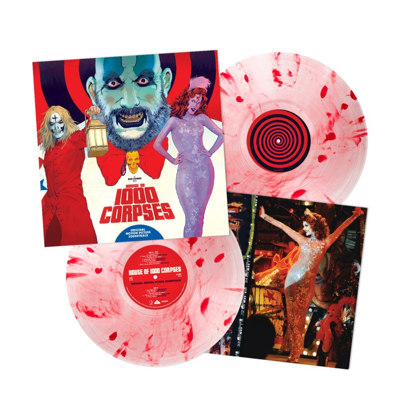 House of 1000 Corpses Vinyl Release