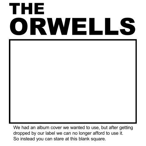 The Orwells' new album 2019