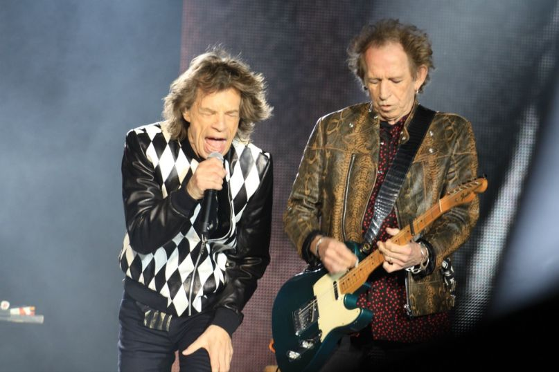 the rolling stones shake