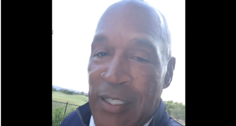 O J Simpson Joins Twitter Got A Little Getting Even To