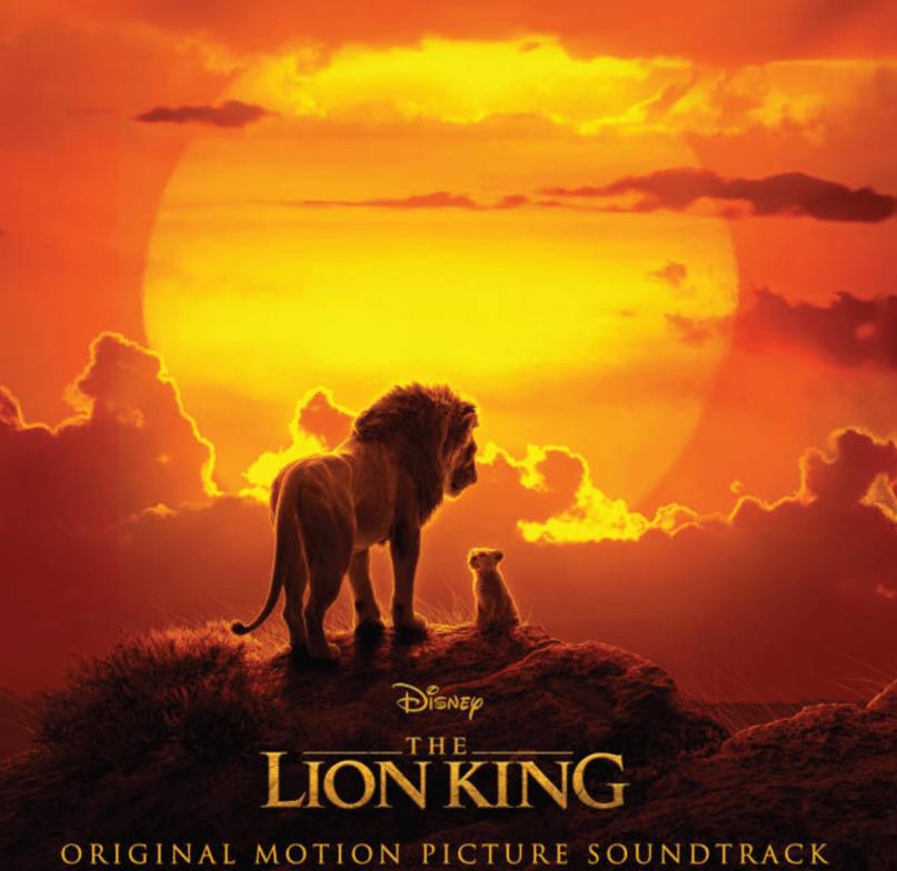 the lion king movie 1994 soundtrack