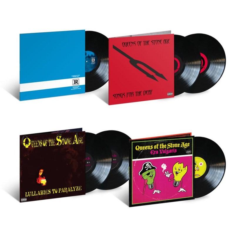 QOTSA vinyl reissues