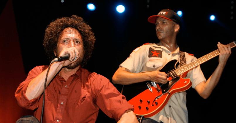 Rage Against The Machine Announce Reunion Shows Coachella