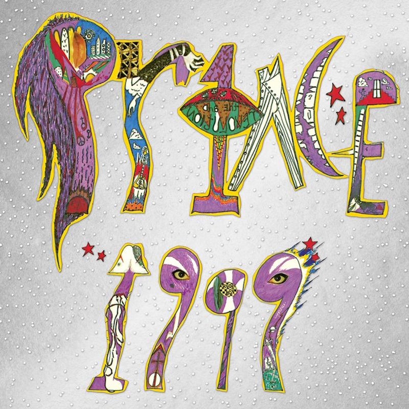 prince 1999 reissue artwork stream