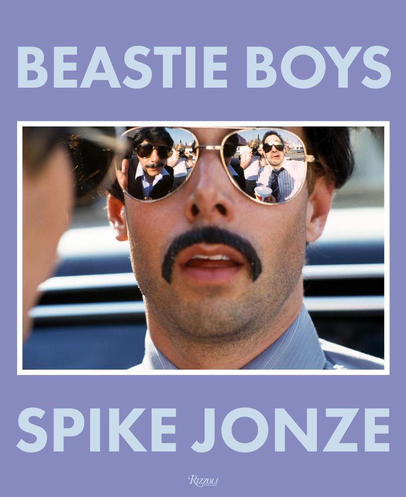 Spike Jonze Beastie Boys photo book cover